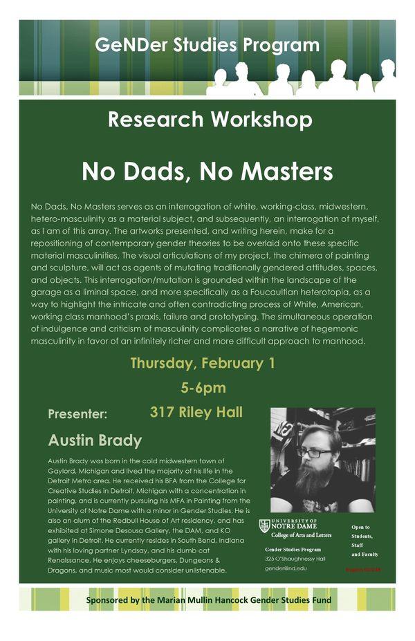 No Dads No Masters