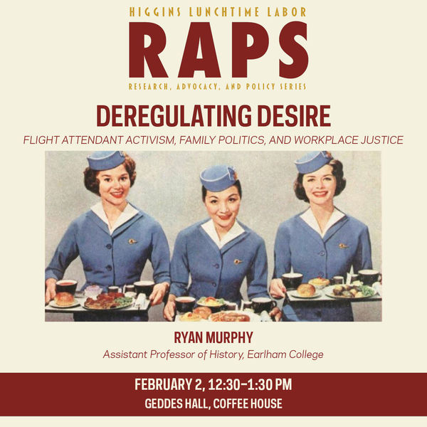 Raps Deregulating Desire Flight Attendants Sm