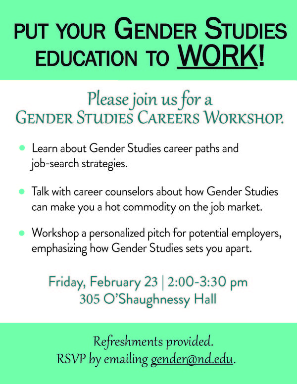 Gs Careers Workshop Flyer