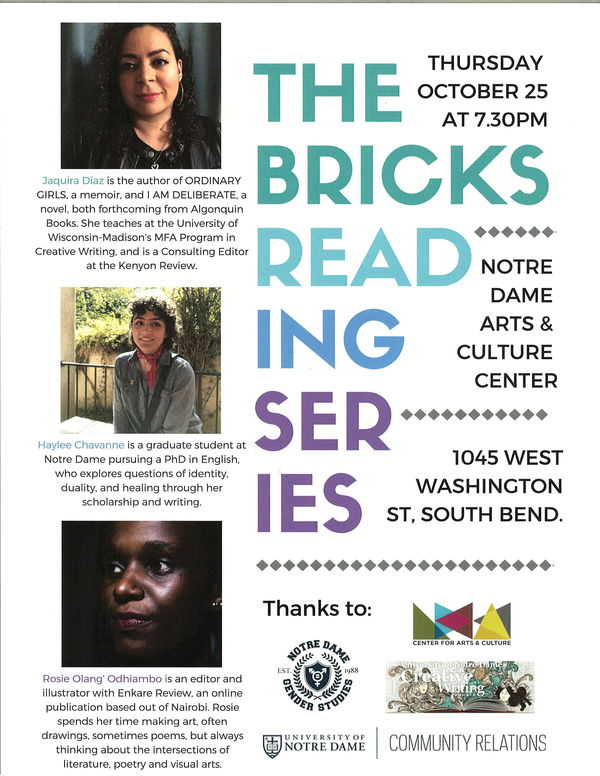 Bricks Reading Series