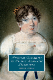 Physical Disability In British Romantic Literature